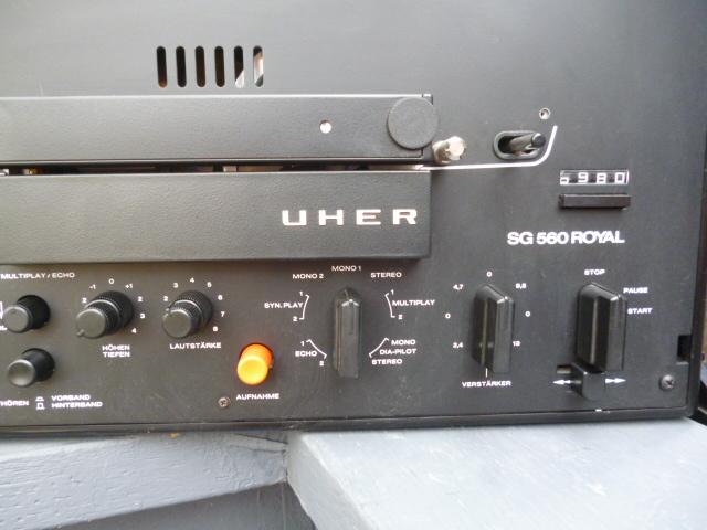 Uher SG 560 'Royal'