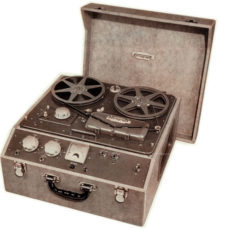 1957 Ferrograph stereo 77-88