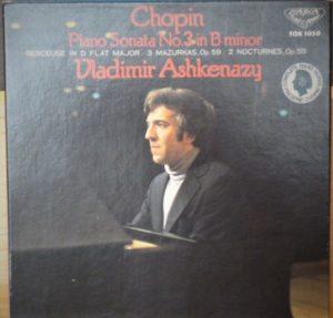 CHOPIN PIANO SONATA NUMBER 3