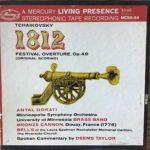 Tchaikovsky 1812 Festival Overture-Mercury